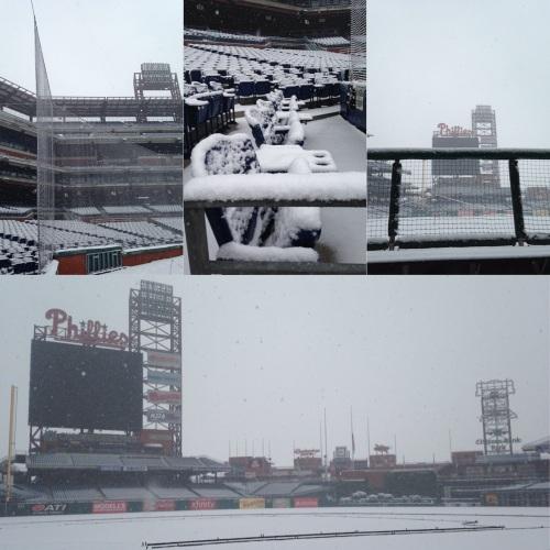 CBP snow
