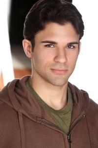 Cyrus Samson Headshot
