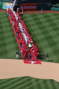 Opening Day at Citizens Day Park home of The Philadelphia Phillies