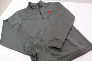 NikeWindbreakerHalfZip
